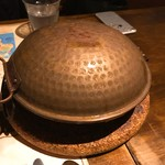 マヌエル・コジーニャ・ポルトゲーザ - 海の幸のカタプラーナ(鍋)