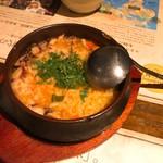 86151614 - タコの雑炊