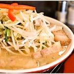 竹ちゃんタンメン - 特製竹ちゃんタンメン 980円 タンメンにしては珍しく濃厚系であります。