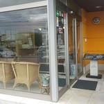 カフェ グラート - 外観写真: