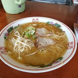 さぼてん - 料理写真:ラーメン[¥100](通常日は450円)