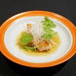 メゾン・ド・ユーロン - 本日の鮮魚の蒸し物
