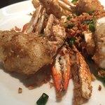 蘭亭 - 難敵…渡り蟹ガーリック