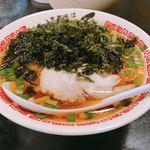らーめん ぎんざや - 料理写真:唐醬麺 790円