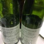 沖縄食堂 てぃーだかんかん - ワイナリーが作った日本酒もありました(宇多津日本酒クラブにて)