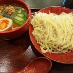 古武士 - 特製つけ麺300g(880円)