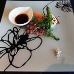 レストラン ル・プラトー - 料理写真:黒毛和牛のグリエ 季節の野菜のガロニチュール マデラワインのソース