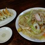 雲仙 - 餃子6個¥450-