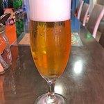 バー トライアングル - 生ビール