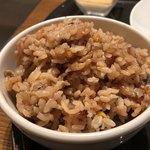86164500 - 鶏と生姜の雑穀ご飯
