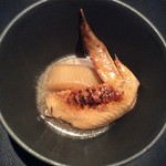 フルールパルフ - 鶏大根