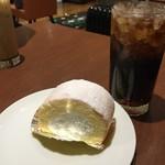 プロムナードカフェ - 料理写真: