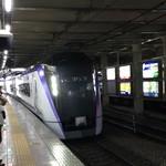 86167832 - 新型「特急スーパーあずさ」で松本へ!