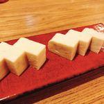 にぎりの一歩 - 米艶卵の玉子焼き 300円