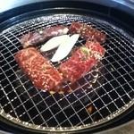 福 - 料理写真:韓国のやさしいお姉さんが焼いてくれました