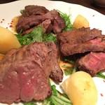 楽蔵 - お肉