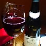 関内本店 月 - このワインを2本飲みました