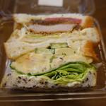 KOTTU - 料理写真:サンドイッチ(410円)