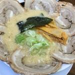 麺屋いたがき - 味噌チャーシュー大盛