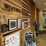 ウェザーコックカフェ -