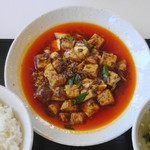 chinese kitchen 安蘭樹 - 麻婆豆腐セット