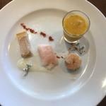 コンクラーベ - 料理写真:前菜