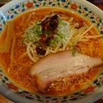 麺処 武壱 - 料理写真:辛味噌(830円)