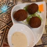 アラビアレストラン ゼノビア - コッパ(900円)2018年5月