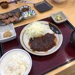 美豚 - ロースかつランチ 1,000円!