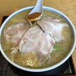 美味処中川 - 料理写真:カムロみそチャーシュー ¥950
