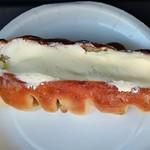 86179200 - くるみパンの練乳クリームサンド