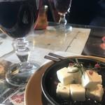 FAbULOUS - クリームチーズのハーブオイル漬け