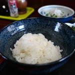 魚料理 ホノルル食堂 - ご飯(1/3でお願いしたもの)
