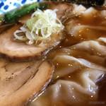 麺家 喜多楽 - アップ