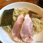 麺家 喜多楽 - 鶏と魚介のつけそば