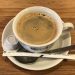 APIZZA - ホットコーヒー