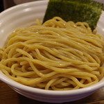 ベジポタつけ麺えん寺 - 大盛胚芽麺