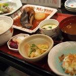 おらんく家 - 土佐定食