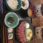 Gyuukatsusemmontenushitora - Mサイズ 厚切り定食