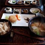カフェギャラリー風と木 - おまかせ玄気膳(1188円)