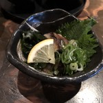 祐星 - ナマコ酢