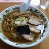 一幸食堂 - 料理写真:中華そば しょうゆ