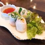 アジアンレストラン コピラ - 生春巻き