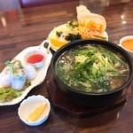 アジアンレストラン コピラ - フォーランチ+トムヤムクン