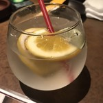 土間土間 - 【土間土間 五反田東口店】冷凍レモンサワー