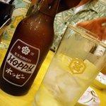 加賀廣 - ホッピーセット(350円)