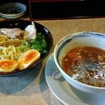 Tentenyuuhirumaya - 特製つけ麺