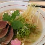 拉麺開花 - 冷やしの麺