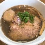 中華蕎麦 さい藤 - 料理写真:煮干そば