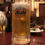 万才橋 - 生ビール